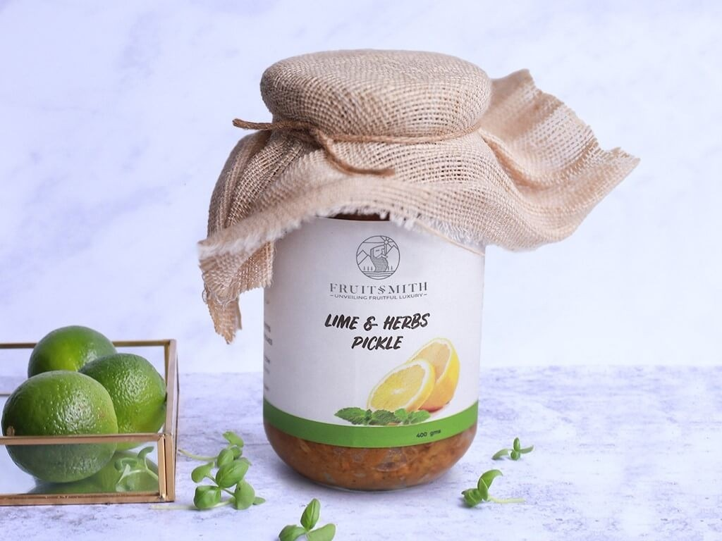 Lime & Herbs Pickle